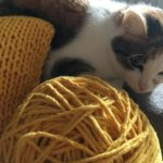 poduszki ze sznurka bawełnianego